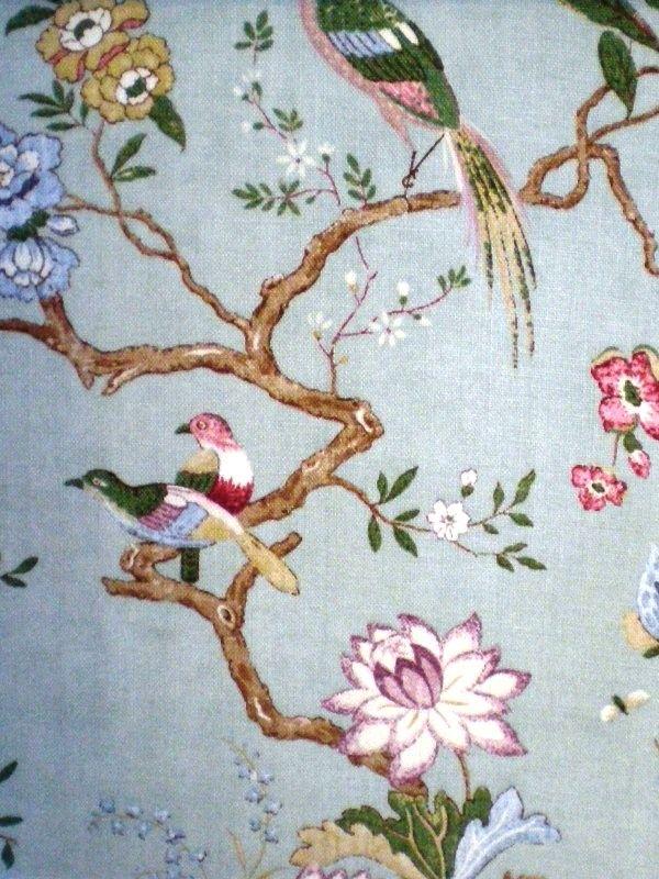 Gp J Baker Oriental Bird Fabric Fabrics In 2019 Chinoiserie