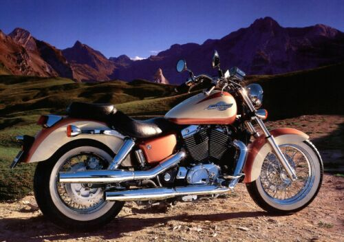 1998 honda shadow ace 750 manual