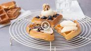 Pimp die wafel: 3x toppings