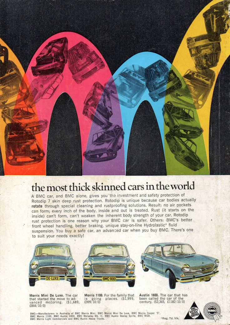 https://flic.kr/p/UYqbJB   1967 Morris Mini Deluxe Morris 1100 Austin 1800 BMC Aussie Original Magazine Advertisement