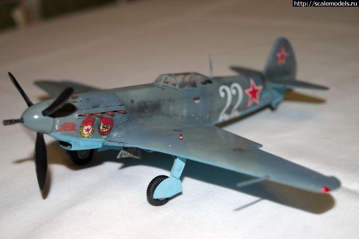 ICM 1/48 Як-9К