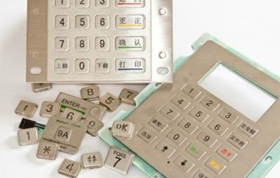 stainless steel membrane switches