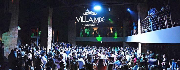 Boate Villa Mix - Setor Marista - Goiânia - O encontro do melhor da música sertaneja com uma casa noturna premium. Gente bonita e alto astral.