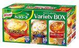 クノール カップスープ バラエティボックス 30袋入の最安値