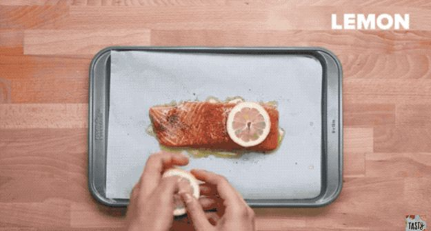 Difficulty level: Easy.Best for: Large, oily fillets such as salmon and whole sides of fish.Here's how to do it: Preheat oven to 400˚F. Season your fillet with whatever seasonings you want (salt, pepper, lemon, garlic, herbs, etc.) and place it on a parchment-lined sheet tray. Bake for 8 minutes per inch of thickness (10–12 minutes for most fillets; longer for whole sides).Pro tip: This method is great for meal prepping. Roast vegetables with a whole side of salmon for several days' worth of…