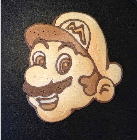 Top 10 Best Examples of Nerdy Pancake Art