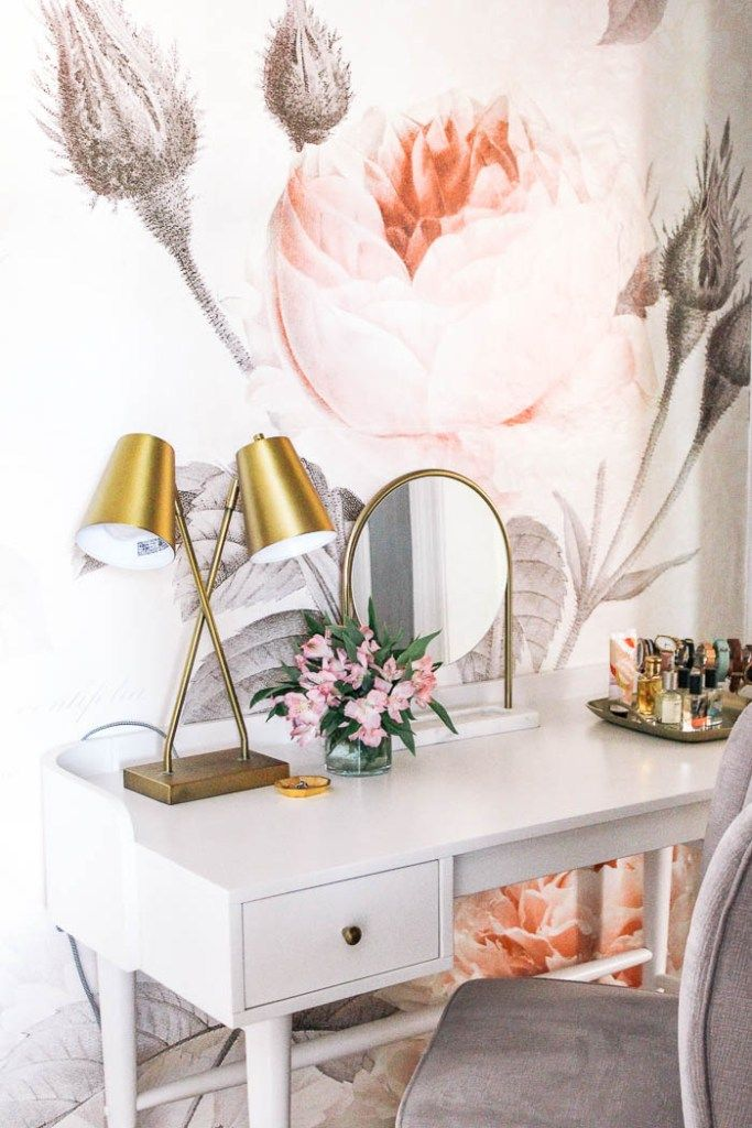 Master Bedroom Vanity and Chair At Home with Ashley blog