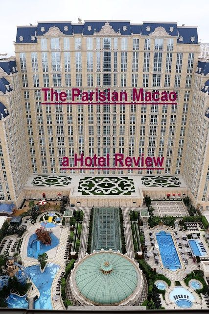 The Parisian Macao - a Hotel Review The Parisian Macao is one of the 8 world class hotels belonging to Sands Resorts Macao. #luxuryhotel #hotelreview #Macao
