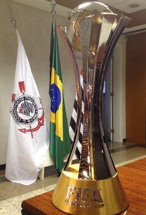 Sport Club Corinthians Paulista - Memorial - Taça Mundial 2012