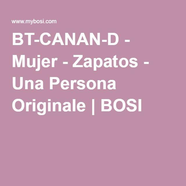 BT-CANAN-D - Mujer - Zapatos - Una Persona Originale   BOSI