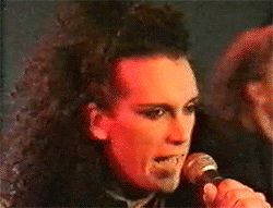 ☯ — Pete Burns and Steve Coy on French TV