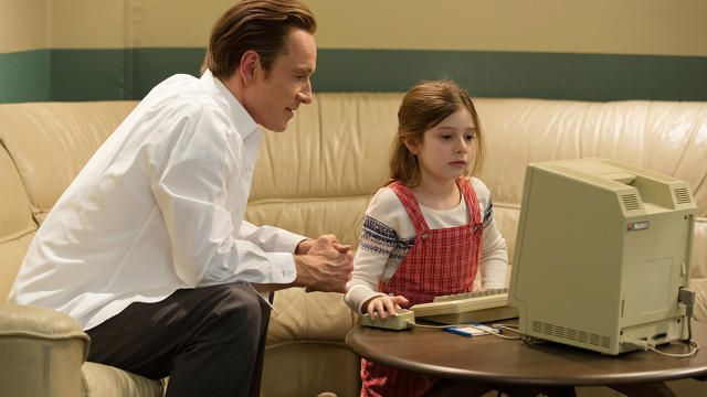 Not everything in Aaron Sorkin and Danny Boyle's biopic about Apple cofounder Steve Jobs is true to life.