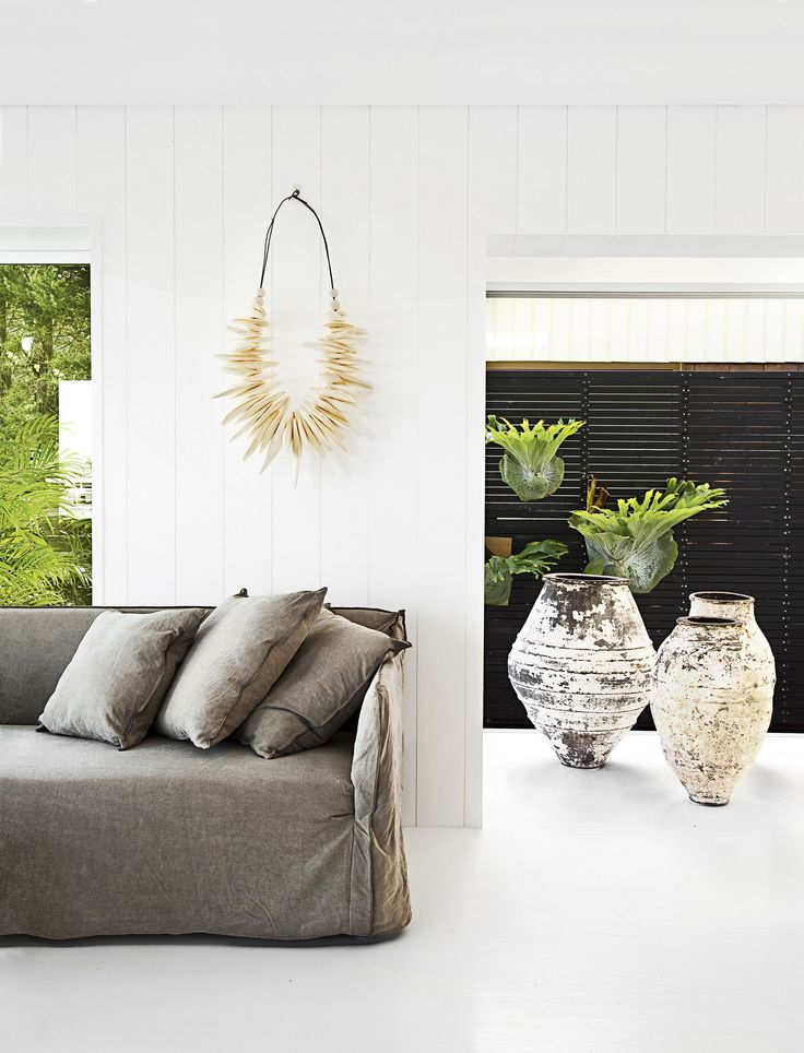 A waterside family home on Sydney's Northern Beaches