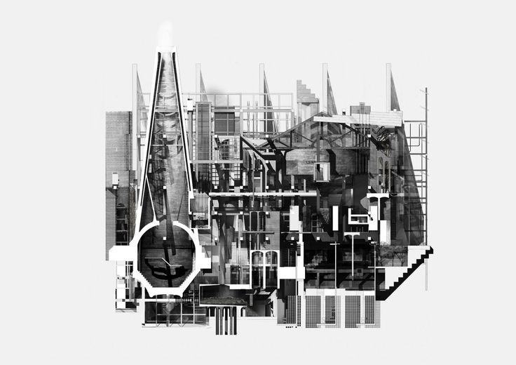 The New London Necropoli by Steven Baumann