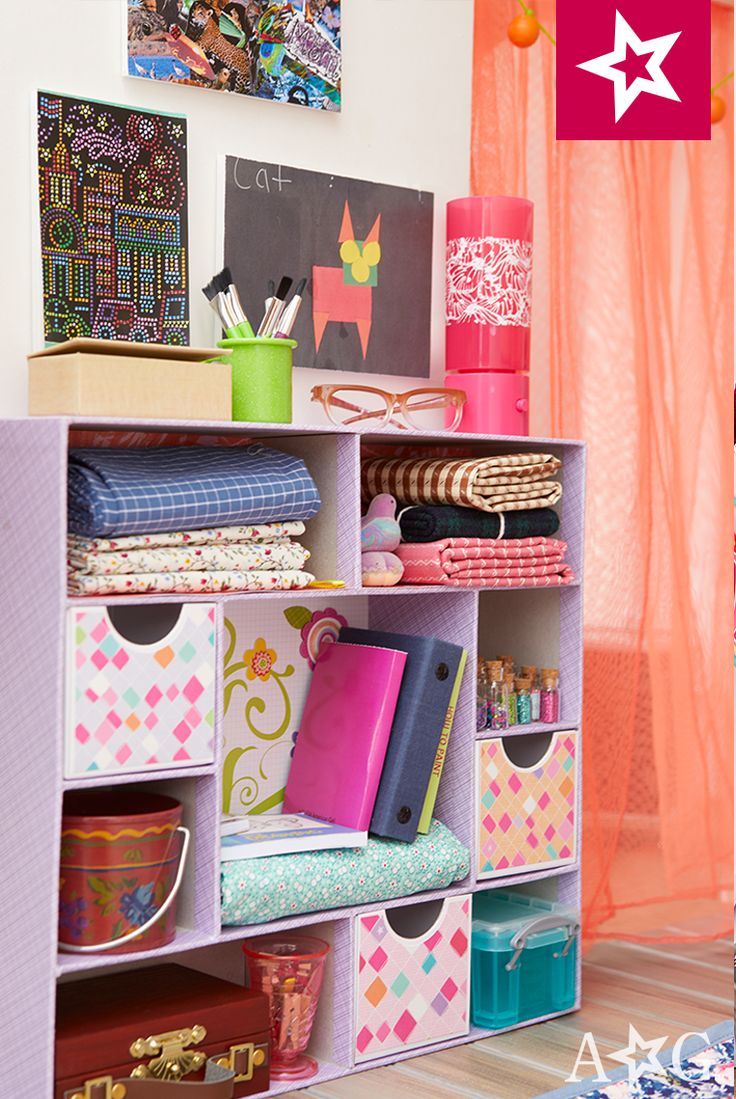 Organization in any craft room is key. #AGFairwayPlace