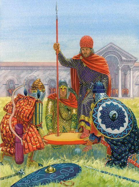 """Imperial Elevation of Nikêphóros Phokás, August 963"""