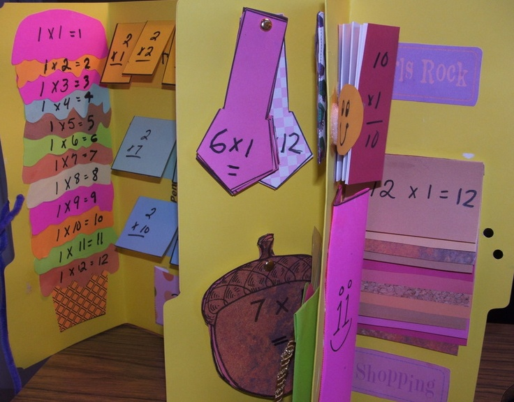 multiplication cool idea. will have to try this one with my youngest