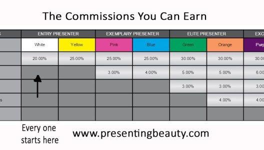What is Younique's Compensation Plan?