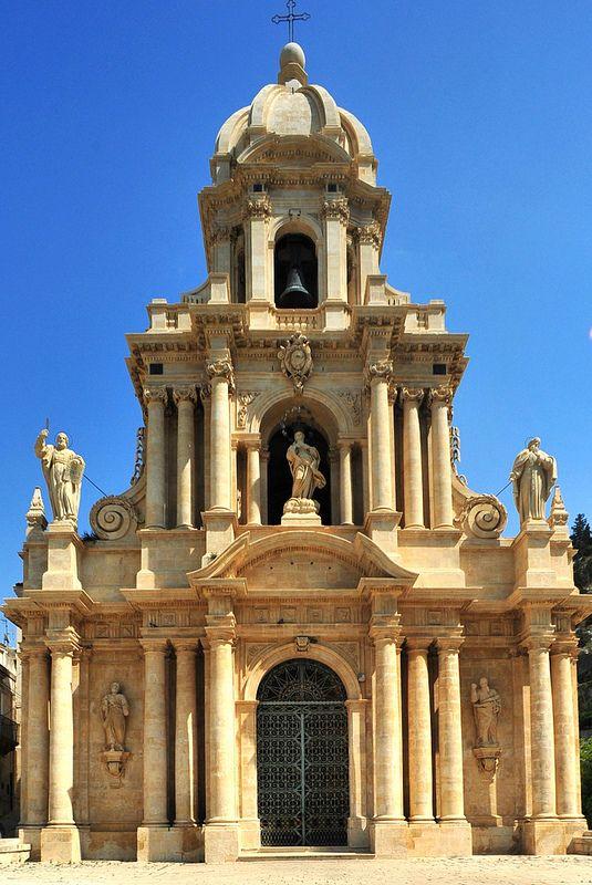 Scicli, Sicily by tango-