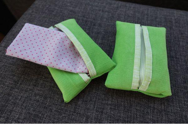 DIY: Stofftaschentücher und passende Tasche nähen – bluebottles.net