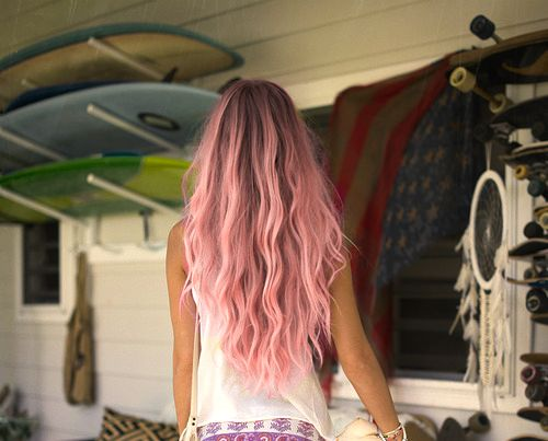 Brown Pink Ombre Hair Google Search Hair Ideas