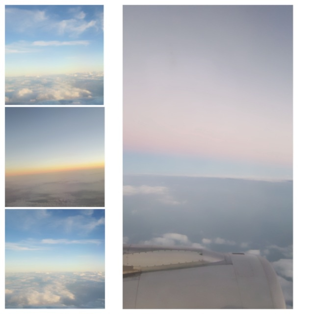 What is the colour of sky at ur place?  Location: Haikou, Hainan, China
