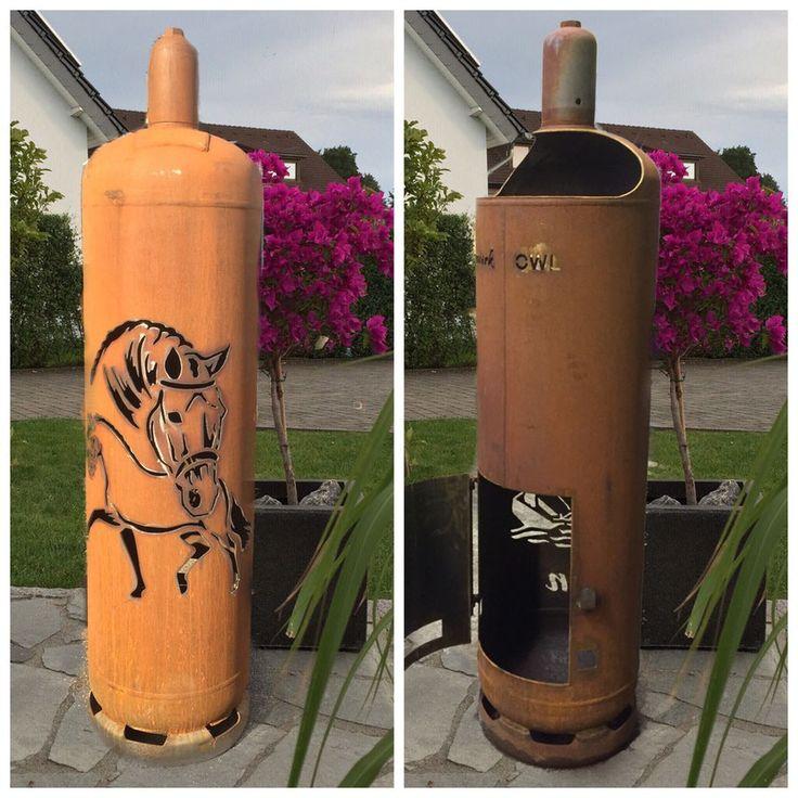 Horse lantern tank