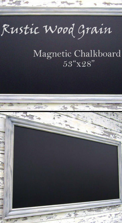 Best 25+ Large chalkboard ideas on Pinterest | Chalk board diy, Large  framed chalkboard and Chalk board