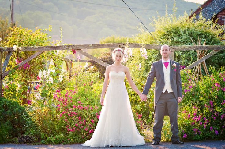 ❤ Phil and Sophie ❤ Married ❤ Upwaltham Barns ❤ Chichester ❤ Wedding Photography