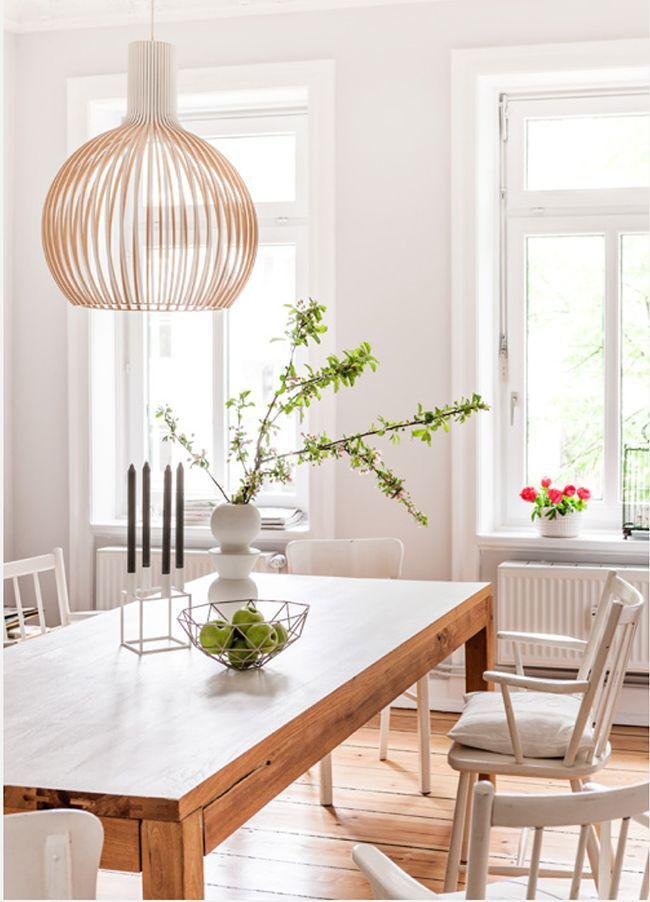 Des idées pour la salle à manger Luminaire Secto Design