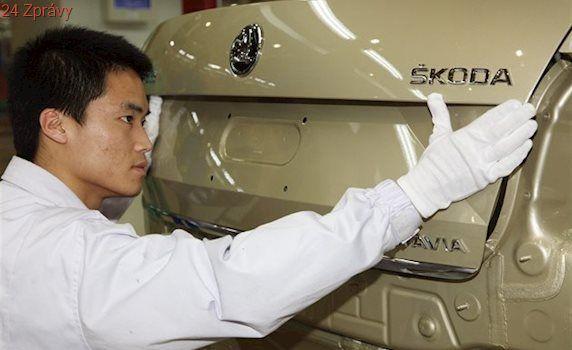 Čína vydělává Škodě čím dál víc, poprvé jí přišly i dividendy