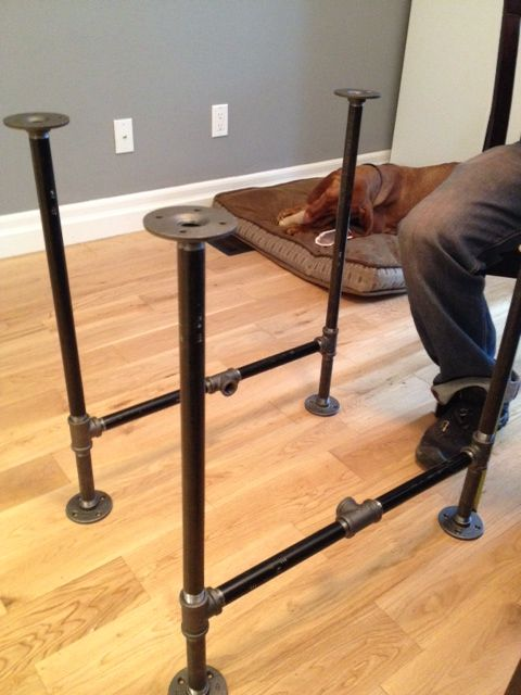 Best 25 Industrial Table Legs Ideas On Pinterest