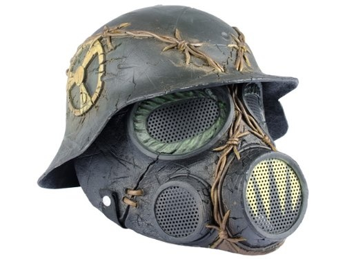 custom airsoft mask are you my mummy airsoft