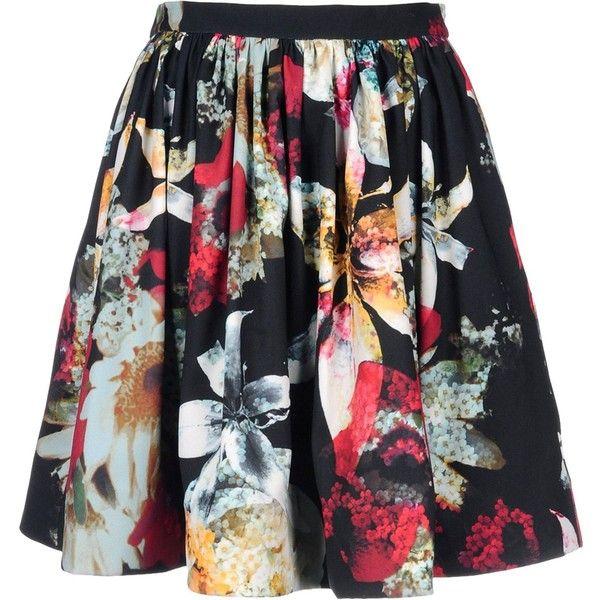 Alice+Olivia Knee Length Skirt found on Polyvore