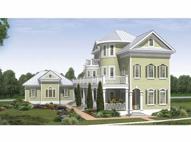 Eplans Cottage House Plan - Made for Entertaining - 4246 Square Feet and 3 Bedrooms from Eplans - House Plan Code HWEPL68274