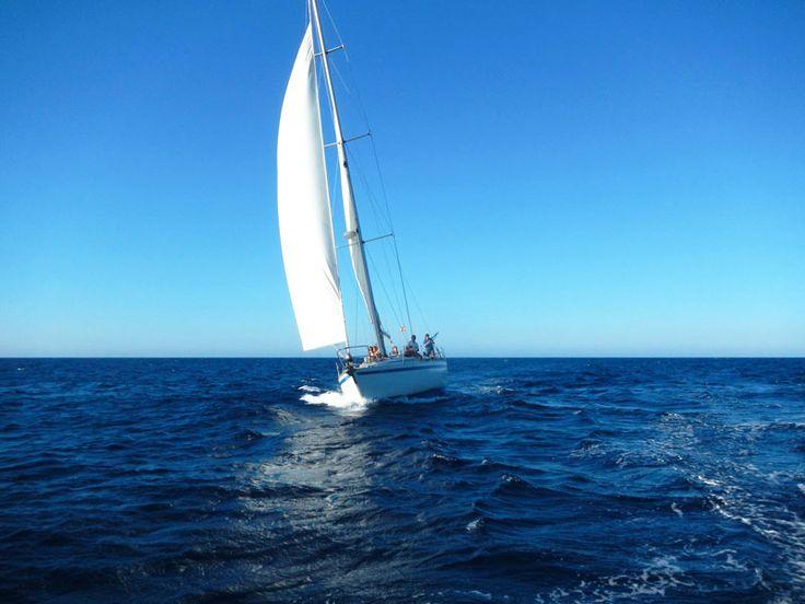 Navegando a Vela con Katayak.net