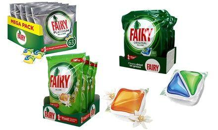 Fino a 61 su Capsule per lavastoviglie Fairy Groupon