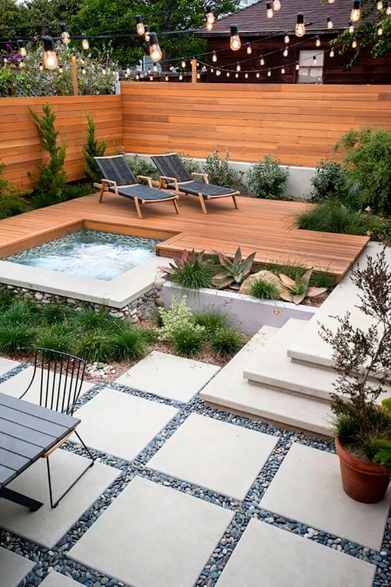 41 Pictures Of Deck Landscaping Excellence