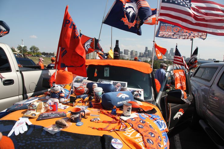 Go Car Denver: 46 Best Denver Broncos Cars Images On Pinterest
