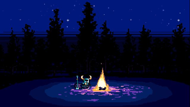 Here S Shovel Knight A Surprise For Folks Who Miss The Snes Shovel Knight Shovel Knight Games