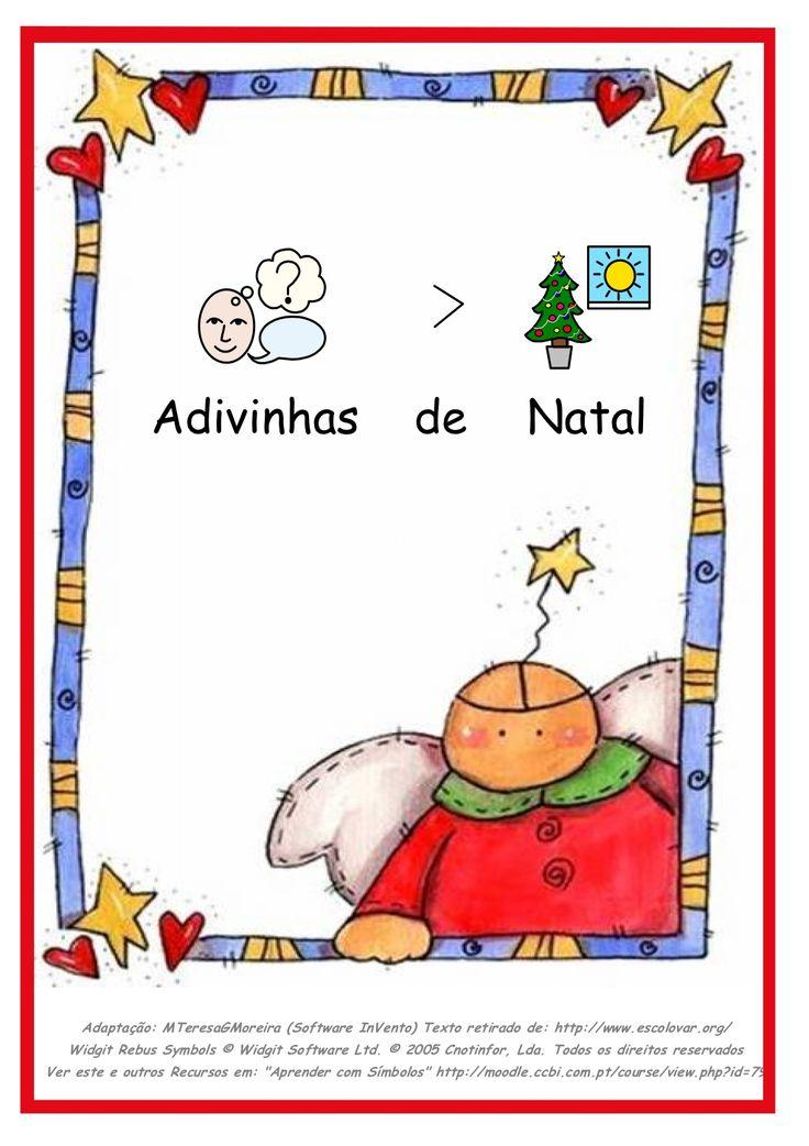 Adivinhas de natal 2011.cip by jferrinho via slideshare
