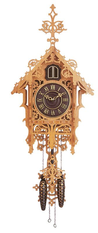 25 best ideas about contemporary cuckoo clocks on pinterest modern cuckoo clocks industrial - Cuckoo clock plans ...