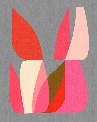 Blossom I - Inaluxe Prints - Easyart.com