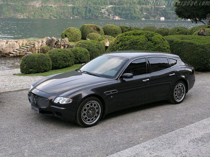 2008 Maserati Touring Fastback By Bellagio