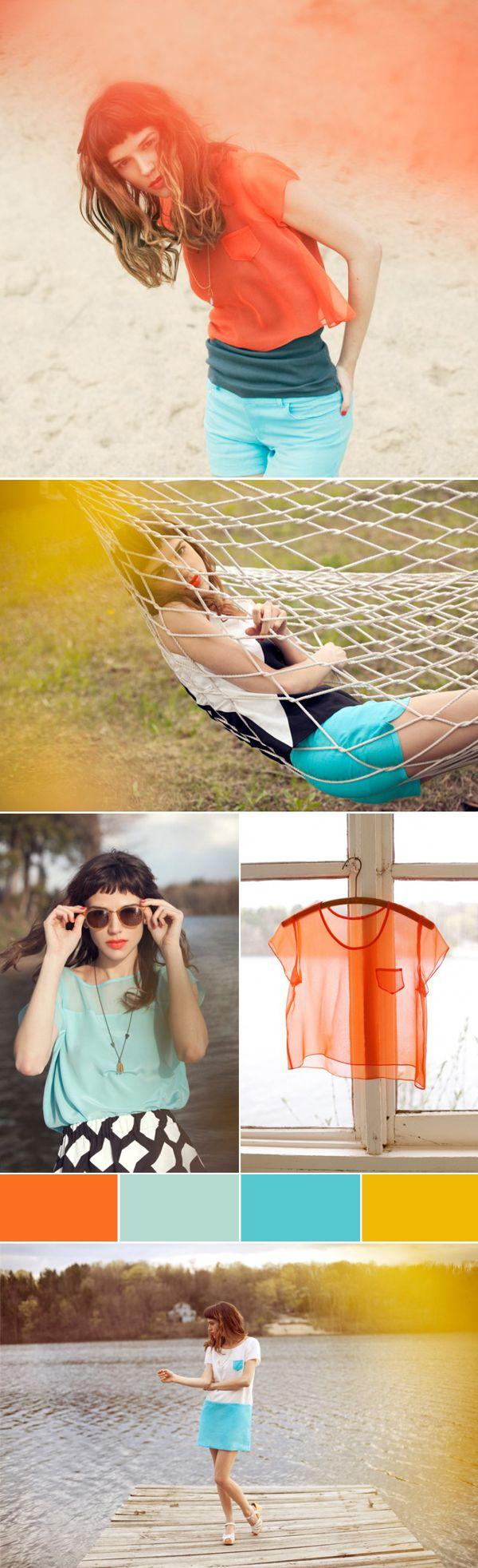 summer brightsColors Combos, Kitchens Colors, Bedrooms Colors, Colors Palettes, Colors Schemes, House Colors, Summer Colors, Kitchens Colours, White Cabinets