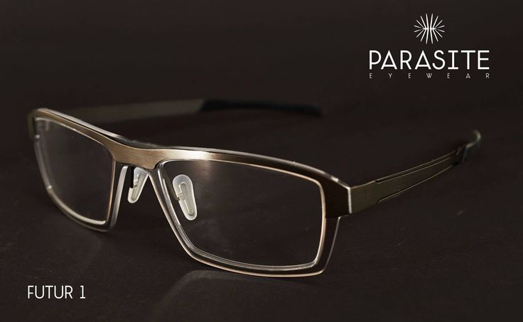 Future 1 color 58 optical eyeglasses by Parasite Eyewear