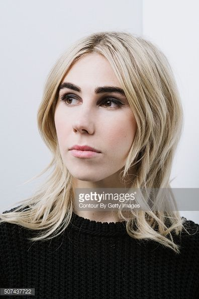 Actress Zosia Mamet of 'Wiener-Dog' poses for a portrait at the 2016.
