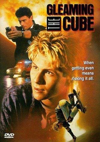Gleaming The Cube (1989) DVD - Movie Night DVD