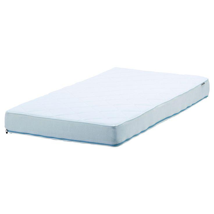 Vyssa Vackert Mattress For Junior Bed Blue 70x160 Cm