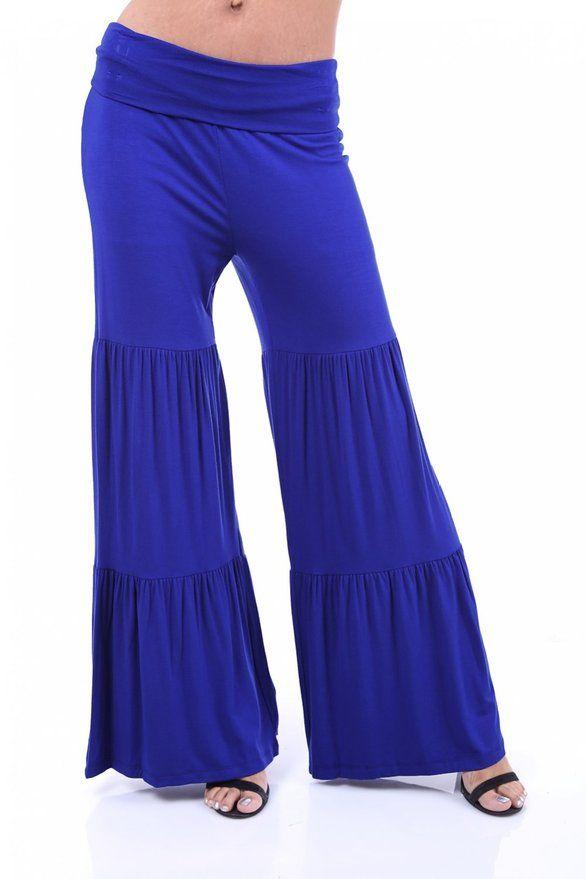 Brilliant Ruffle Pants  EBay